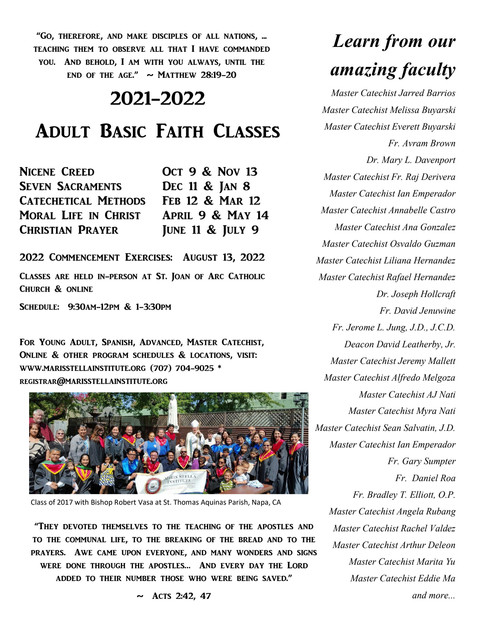 2011 2022 Flyer
