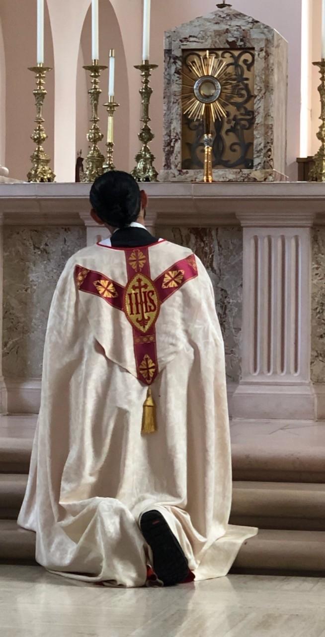 Fr. Jeremy Santos