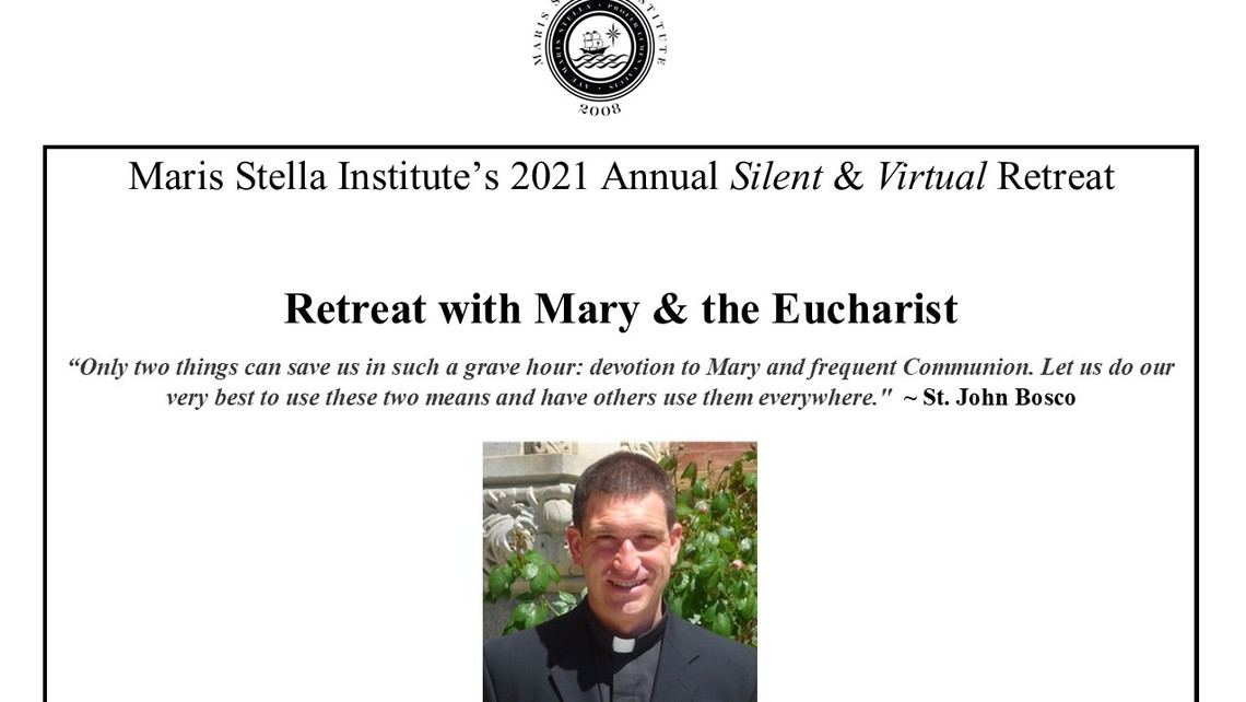 Retreat with Mary & the Eucharist
